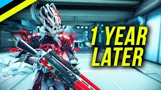 WARFRAME 1 Year Later... It Just Keeps Getting Better