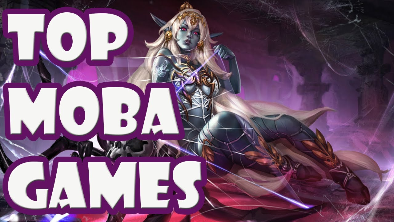 top 5 online moba games like dota 2 and lol for android ios