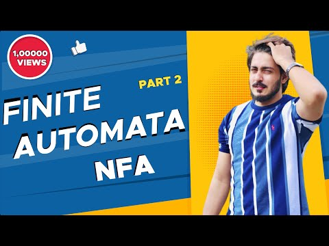 #8 Finite Automata Nfa examples Urdu/Hindi | RE to NFA | re to fa conversion | nfa in automata
