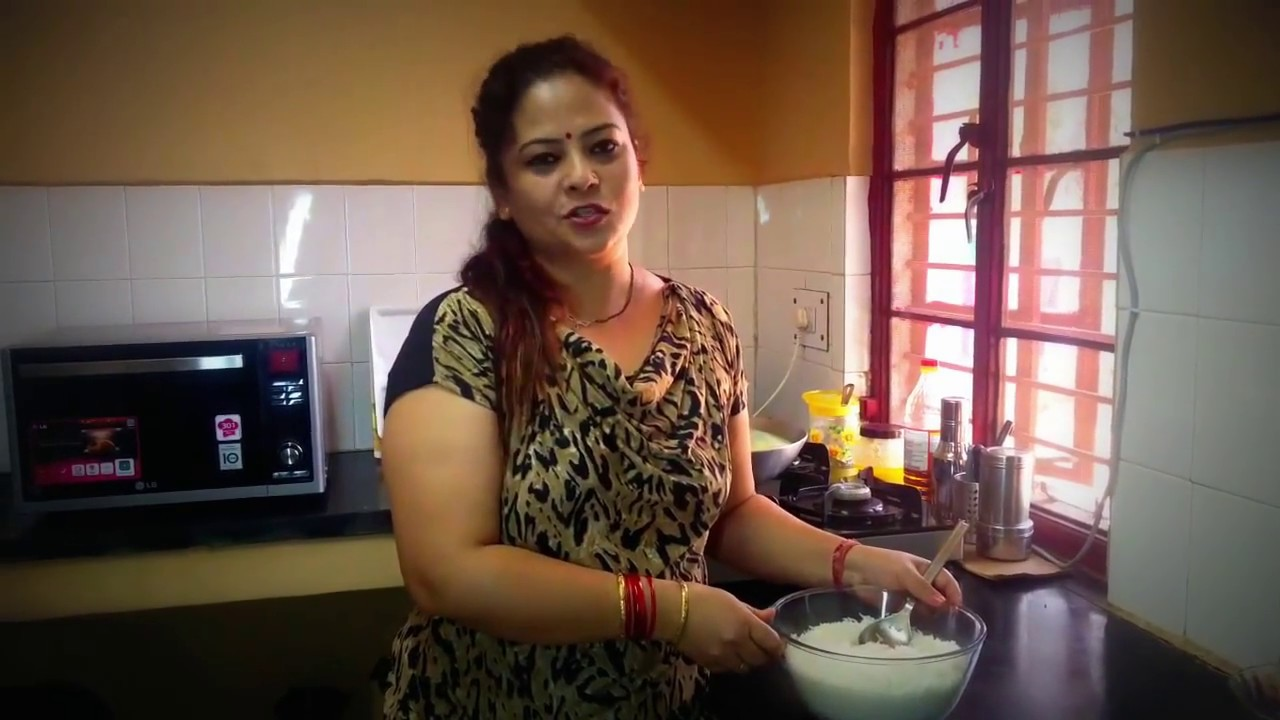 Cooking Rice In Microwave Oven In Hindi Youtube