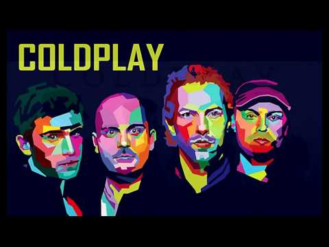 In My Place - Coldplay Backing Track