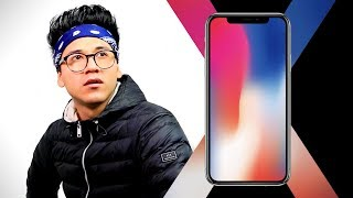 LES PRESENTO EL NUEVO iPhone X (PARODIA) | ANDYNSANE