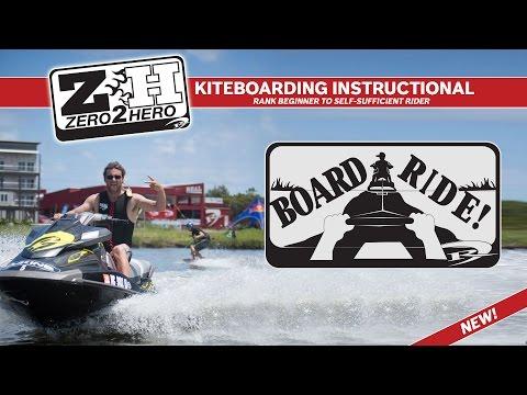 Kiteboarding Lessons: Board Ride Fundamentals (3 of 6)