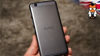 HTC One X9 Hands On
