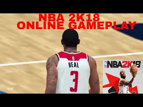NBA 2K18 College League: Washington Wizards vs OKC Thunder