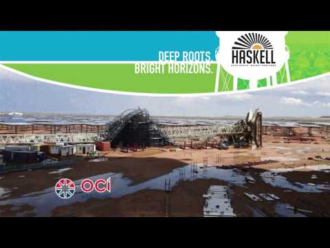 Haskell Chamber of Commerce DCOH Solar Plant