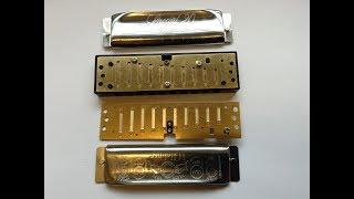 The SLIP-SLIDER HARMONICA Mk2 - Easier to Use, More Bends, Lower Price!