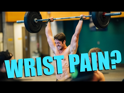 Thruster Tips (How To Fix Wrist Pain)