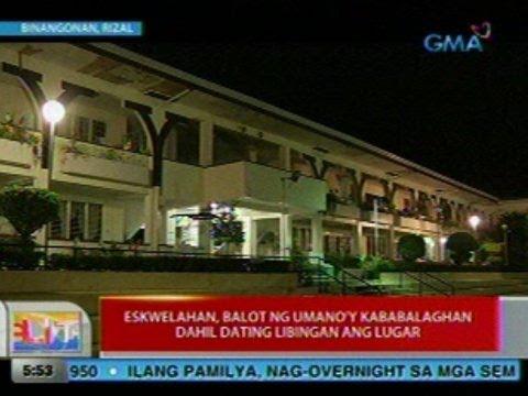 UB: Eskwelahan sa Binangonan, Rizal, balot ng umano'y kababalaghan dahil dating libingan ang lugar