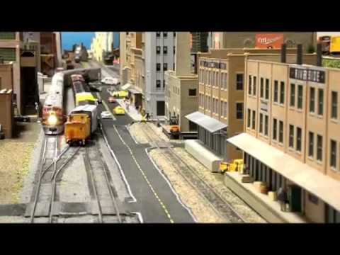 Custom Model Railroad Building Services | Model Railway Builders