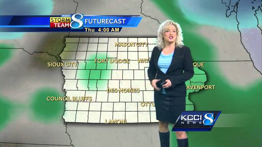 Kcci Noon Weather Forecast Youtube