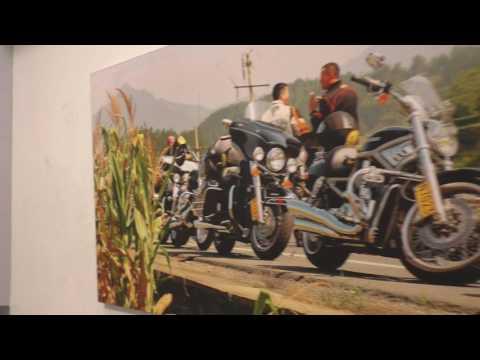 Shanghai, China Harley Dealership Visit