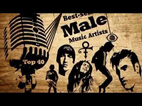 The Ultimate Best Selling Male Music Artists Worldwide