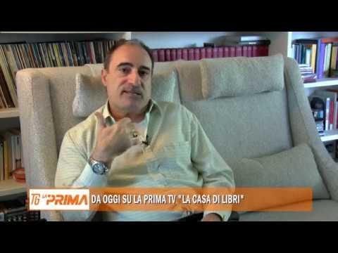 """Da Oggi Su La Prima Tv """"La Casa Di Libri"""""""