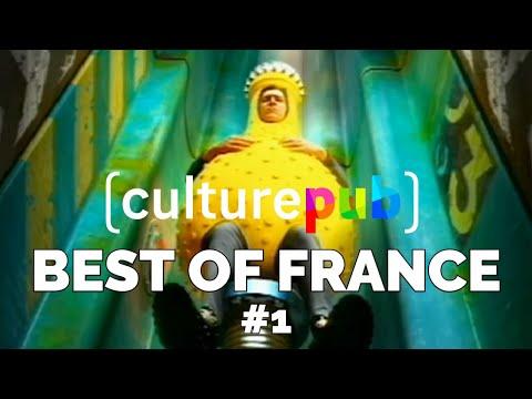 BEST OF - Les meilleures publicités françaises #1 - Culture Pub