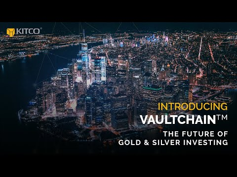 Kitco VaultChainTM - The Future Of Gold & Silver Investing