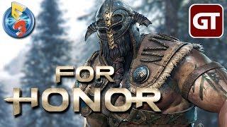 Thumbnail für 1.000 Jahre Krieg | FOR HONOR in der E3-Auswertung - Trailer-Check zum Gameplay