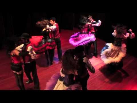 ZiZ Asia Cabaret Show Reel