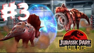 Jurassic Park Builder #3 Battle Time - Gameplay Walkthrough (Android/IOS)
