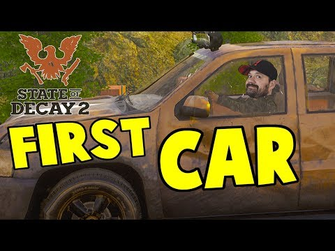 Retrieving Our Car | State Of Decay 2 Gameplay | E4