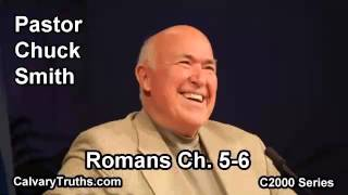 45 Romans 5-6 - Pastor Chuck Smith - C2000 Series