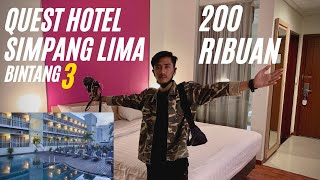Quest hotel semarang review nyaman banget rekomended