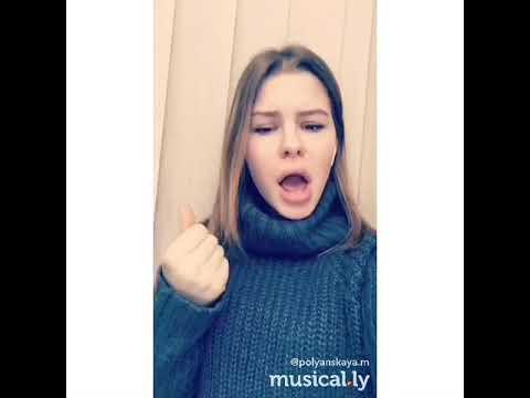 Maria Polyanskaya • Open Crew • Musical.ly