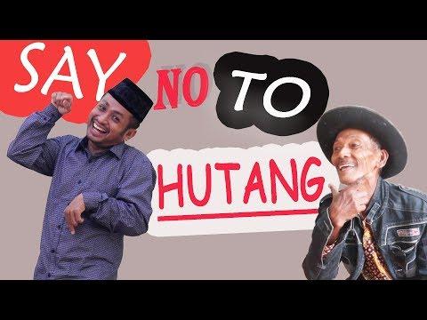 SAY NO TO HUTANG, FILM Dakwah Lucu Tentang Hutang - Kyai Granat (Wisata Qolbi Surabaya)