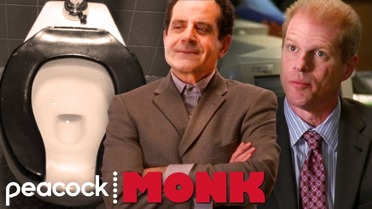 Download Monk Gets Revenge on His School Bully | Monk