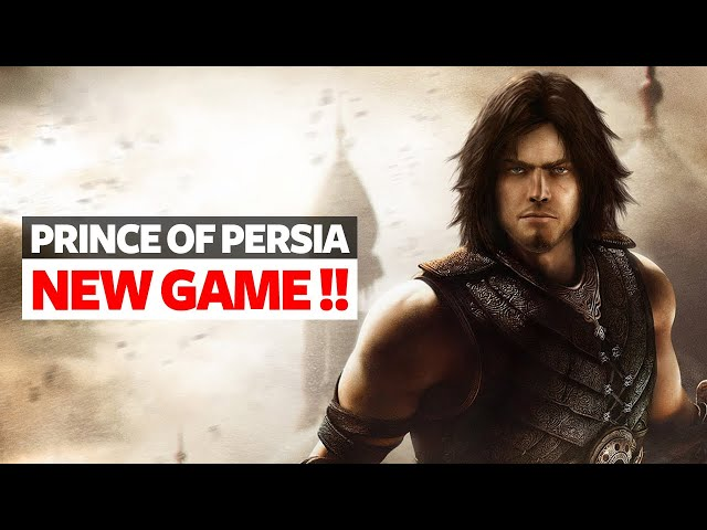 New Prince Of Persia Game To Be Revealed Soon