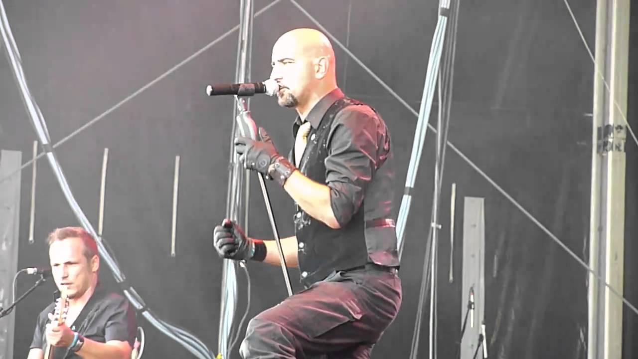 Sänger Von Eisbrecher