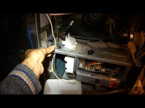 Fix for Clogged Drainage ( error code 31 ) on Bryant High Efficiency Gas Furnace - Permanent Repair
