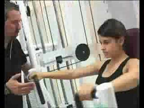 Westgate Health & Fitness Club - Step 1 - Chest