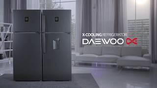 Daewoo X-Cooling Refrigerator