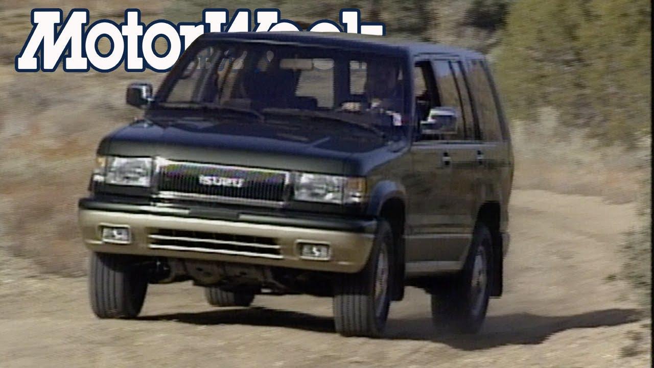 Kelebihan Chevrolet Trooper Harga