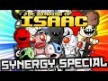 EVERY FAMILIAR AT ONCE CRAZY ARMY Synergy Lab Special The Binding Of Isaac Afterbirth mp3