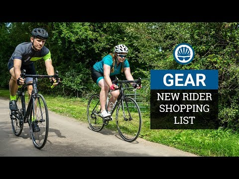 New Cyclist Shopping List Everything You Need To Hit The Road