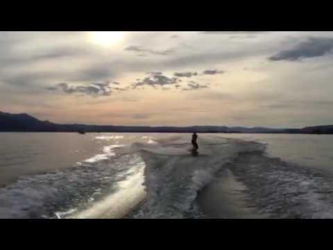 wakeboarding lake zürich