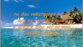 Voqa ni delai dokidoki - sereki na rarawa + lyrics