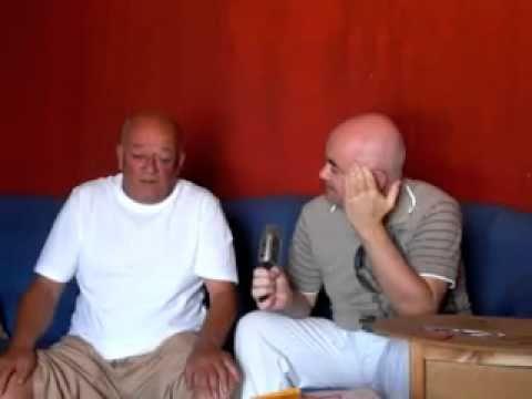 Mark Nolan interviews Tim Healy