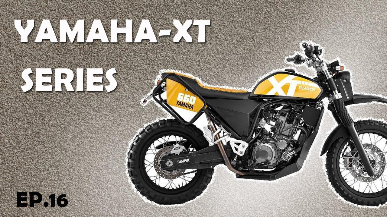 Yamaha Xt Series