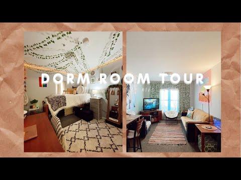 UNIVERSITY OF SOUTH CAROLINA BEAUFORT DORM ROOM TOUR