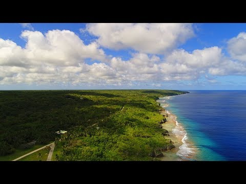 Around Niue - October 2017