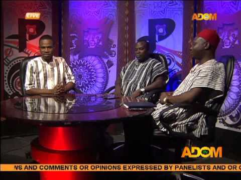 AU Recommends Ghana Vets Judicial Officers - Pampaso on Adom TV (13-10-15)