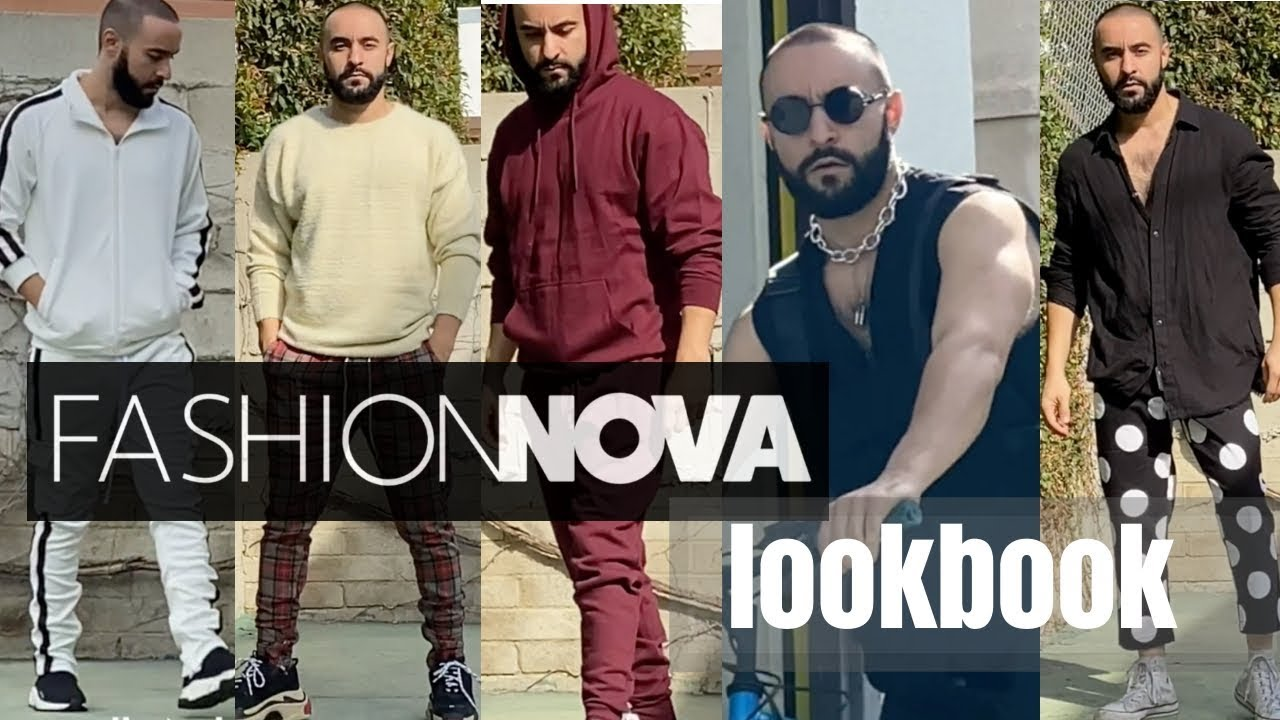 [VIDEO] - wear what you want.... Fashionnova Men's Outfits Winter 2019:2020 Lookbook 2