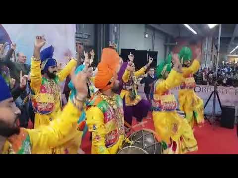 Daru Pk - Italy Bhangra - Gore Enjoy Punjabi Songs - Manpreet Shergill - New Punjabi Songs 2018