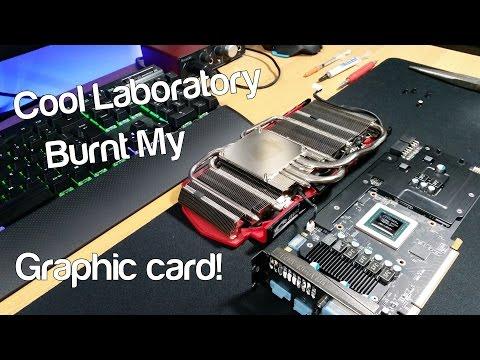 Thermal Compound Removal/Installation Tutorial, MSI GTX 970 SLI, Liquid pro, MX4, DAMAGED!