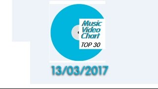 ClipNews Music Video Chart | Top 30 | 13, March, 2017