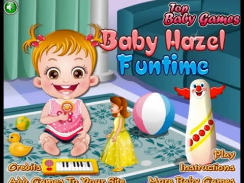 BABY HAZEL FUNTIME games hazel baby fun time games ( Jeux de fille, juegos gratis) dora the explorer Travel Video
