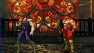 Kenshiro vs. Krauser
